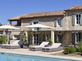Saint Rémy de Provence, Mas du XVIIIe rénové, Saint-Remy-de-Provence