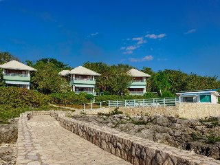 Negril Cliffs Idle Awhile Two Story Ocean View Villa-2