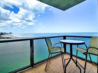 440 West Condos 1507 S Gulf Front Condo |  2 Bedroom, 2 Bath, Clearwater