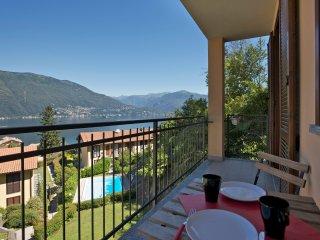 Casa Romantica: Appartamento Design, Pino Lago Maggiore