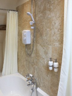 Fancy a shower instead of a bath?