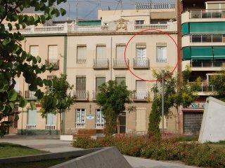 Piso céntrico en edificio histórico, Alicante
