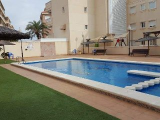 modern beach apartament!! less 70 mts to beach, Guardamar del Segura