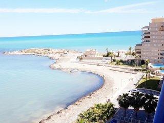 Apartamento con vistas frontales Mediterraneo, La Manga del Mar Menor