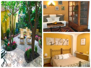 CASA VARÒ with garden.FREE PARKING with 1week stay, Taormina