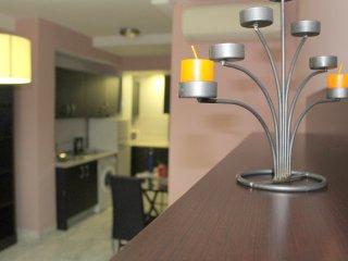 New! -Apartamento Céntrico - Wi-Fi y Aire Acondic.