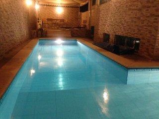 VILLA AGADIR  piscine chauffée sonaba 1 km sofitel