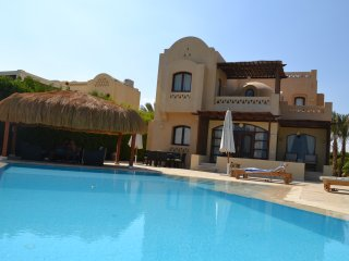 Villa Saluma-heated pool, full privacy, El Gouna