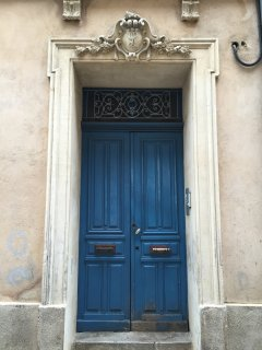 Large South France appt,  Pezenas centre