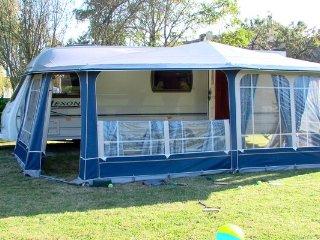 Le grand fraigneau, camping, La Chataigneraie