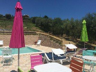 casa 'Azzeruolo' piscina collina mare  agriturismo