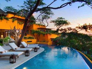 Vista al mar de lujo - Villa Mandarinas 6 hab, Puerto Vallarta