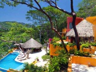 Luxury  Ocean View - Villa Mandarinas 8 Bdrm, Puerto Vallarta
