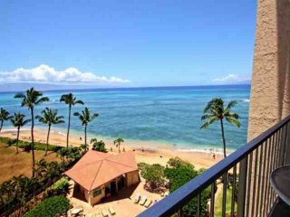 Great Views - Royal Kahana 7th Floor Ocean View 1 bedroom / 1 bath