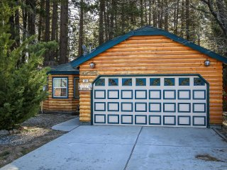 1370-Comfy Cabin, Big Bear Region
