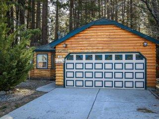 Comfy Cabin #1370, Big Bear Region