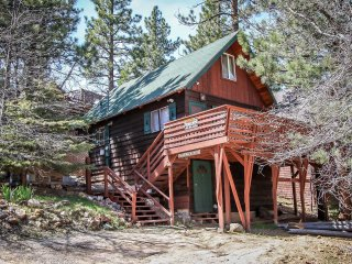 1154-Bonita Cabin, Big Bear Region