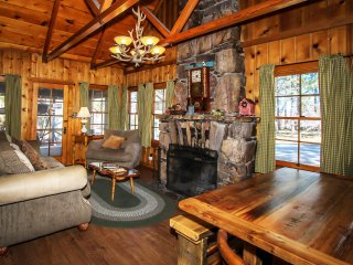 Abe's Amazing Cabin  #1421, Big Bear Region