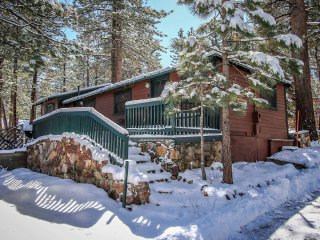 1453-Merced  Cottage, Big Bear Region