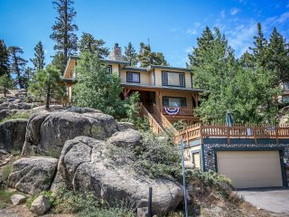 Boulder Bear Lake House #1465, Big Bear Region