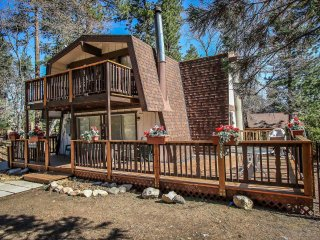 Ski Inn Style  #1487, Big Bear Region