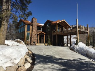Seasons Cabin-Family-Couples-Company-GREAT VIEWS!, Sundance