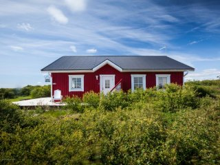 Stóraborg, luxury cabin near Snæfellsnes, Borgarnes
