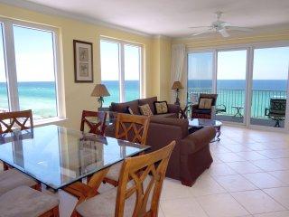 Amazing Beach Front 3 bedroom, 2 bath, Panama City Beach