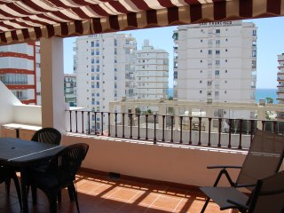 Penthouse near the beach (70m), Torre del Mar