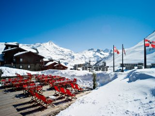 Apartment Warwick, Tignes