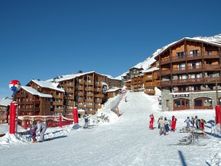 Apartment Albury, Val Thorens