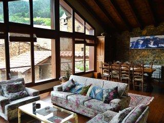 Paller del Pairot (Ansovell) casa rural con cocina y sauna, se alquila entera