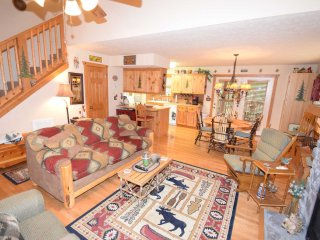 Stonebridge 1 Bedroom Lodge-Private and Upscale, Branson West