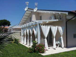 Circeo Holiday home by the sea, exclusive garden, San Felice Circeo