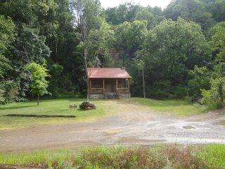 Limestone cabin!