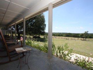 Cherokee Roost & Dog House - near Luckenbach Texas