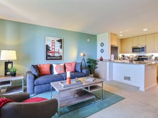 CHIC BAYSIDE 1/1 FOSTER CITY WITH AMENITIES, Foster City