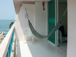 Apartamento frente y con vista al Mar 506KA
