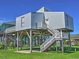 1BR Freeport House w/Ocean Views & Boat Ramp!