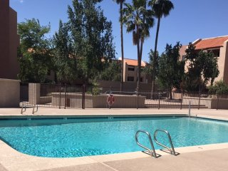 Beautiful 2 bedroom Condo! Walk to Cubs Stadium!, Mesa