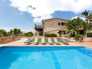 Villa Puntiró Golf – Palma de Mallorca, Santa Eugenia