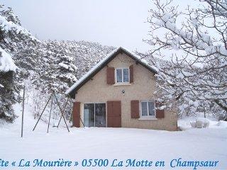 Gîte ' La Mourière ', Saint-Bonnet en Champsaur