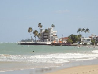 New Low Rate! Ocean View, Best Location, Next to El San Juan Hotel WIFI Parking