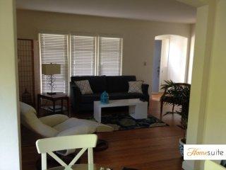 Furnished 2-Bedroom Duplex at Howard Ave & Anita Rd Burlingame