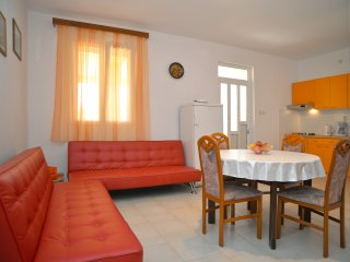 Apartments Branka- Two Bedroom Apartment with Terrace (Orange)