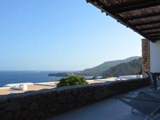vista del mar, Ibiza Ciudad