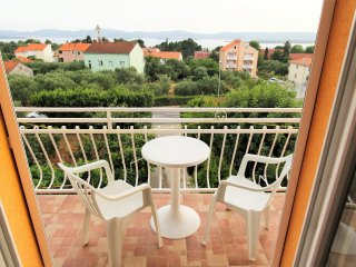 Nado-Comfort Two Bedroom Apt,Balcony,Sea View A2, Sveti Filip i Jakov