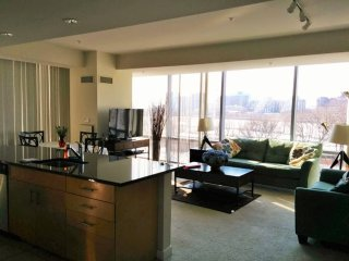 Furnished 2-Bedroom Apartment at Storrow Dr Boston