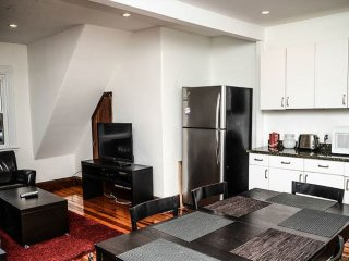 Furnished 3-Bedroom Apartment at Salcombe St & Peverell St Boston, Lenox Dale