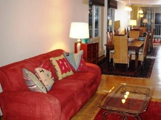 Panoramic View - Furnished 1 Bedroom Apartment in Belmont
